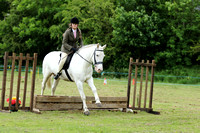 Clear round 21-Jun-15 Rossendale