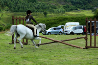 Rossendale 19-Jul-15 Riding club horse