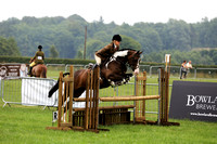 Bowland brewery class 99-103 Working hunter ponies & championship