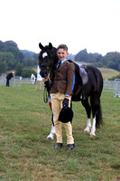 Bowland brewery Class 103-104 working hunter novice